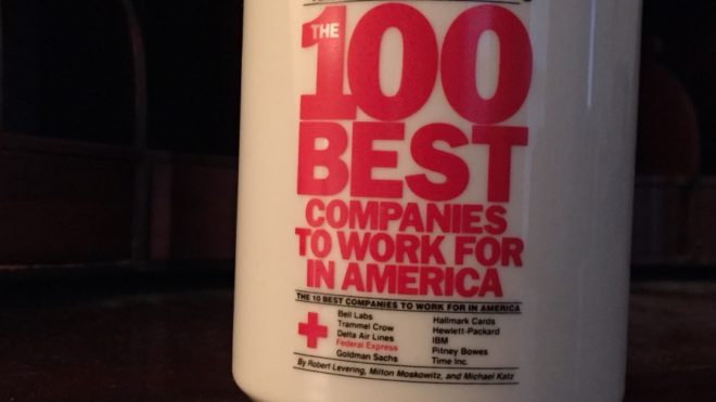 "New ""Best Companies to Work For"" List Revealed"