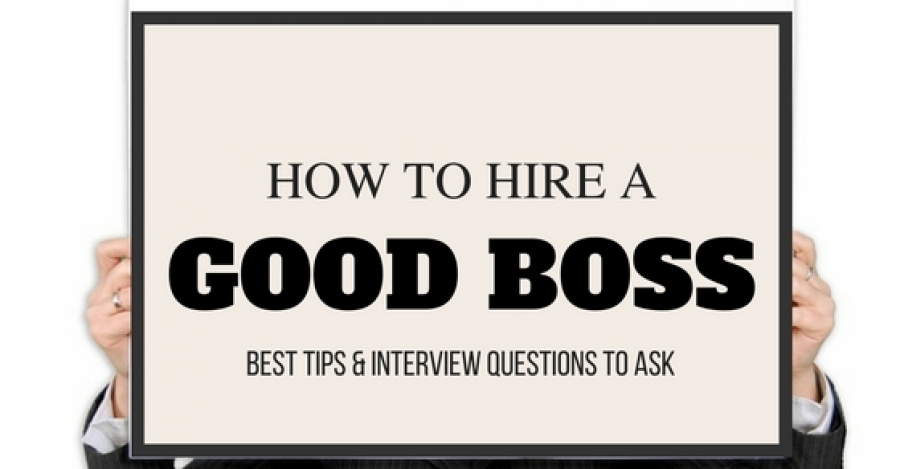 The Hunt for a Better Boss