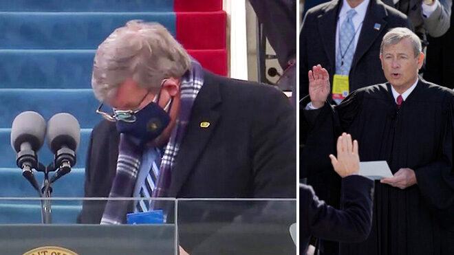 Notorious PSG - Podium Sanitizer Guy Rocks Inauguration Stage
